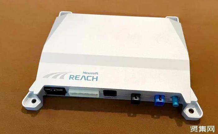东软睿驰发布自研行泊一体域控制器及通用域控制器