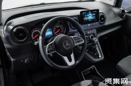 奔驰发布全新厢货梅赛德斯-奔驰Citan,裸车价预计将低于20000欧元