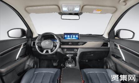 北汽瑞翔X5正式上市,共推出10款全新车型,售价7.38-12.38万元
