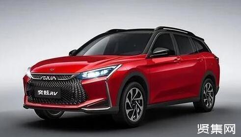 东风汽车发布全新SUV风神奕炫RV官图 造型时尚比肩日产逍客