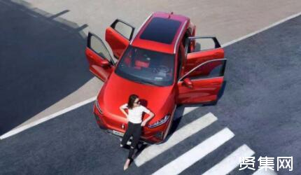 """欧拉A+级纯电SUV正式命名为欧拉樱桃猫,延续""""全球更爱女人的汽车品牌""""理念"""