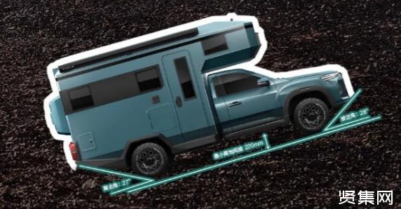 又是爆款!上汽大通全新探索家T90皮卡房车正式亮相