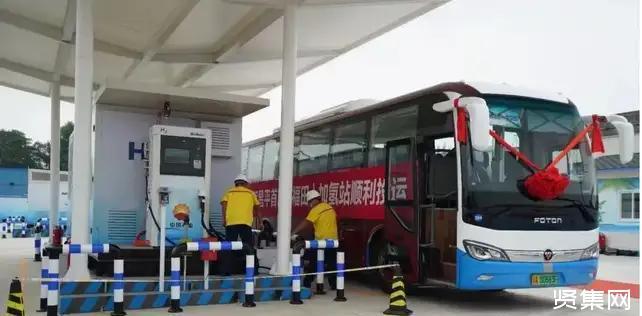 氢燃料电池汽车赛道开赛,北上广三大城市群抢跑