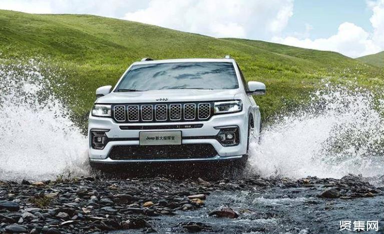 越野鼻祖Jeep在国内获产品魅力满意度冠军