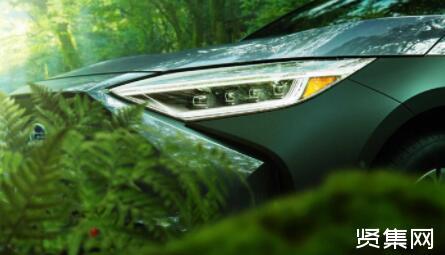 斯巴鲁Solterra预告图公布,基于e-Subaru全球化平台打造