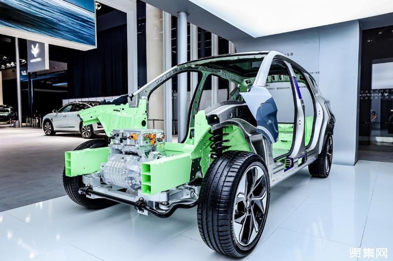解密车身架构,探讨极狐汽车高安全性背后的技术