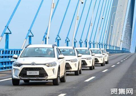 不到10万开回家,全新C3-XR是年轻人购车首选