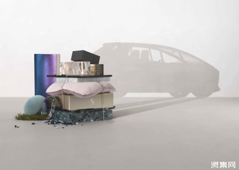 100%可回收,BMW i 循环概念车将于慕尼黑亮相