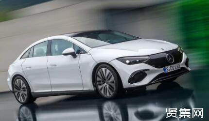 奔驰EQE正式发布,定位纯电中大型轿车