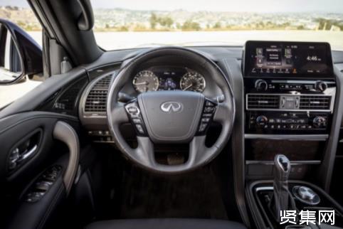 起售价约45.5万元 四驱版车型额外支付2万元 新款英菲尼迪QX80海外上市