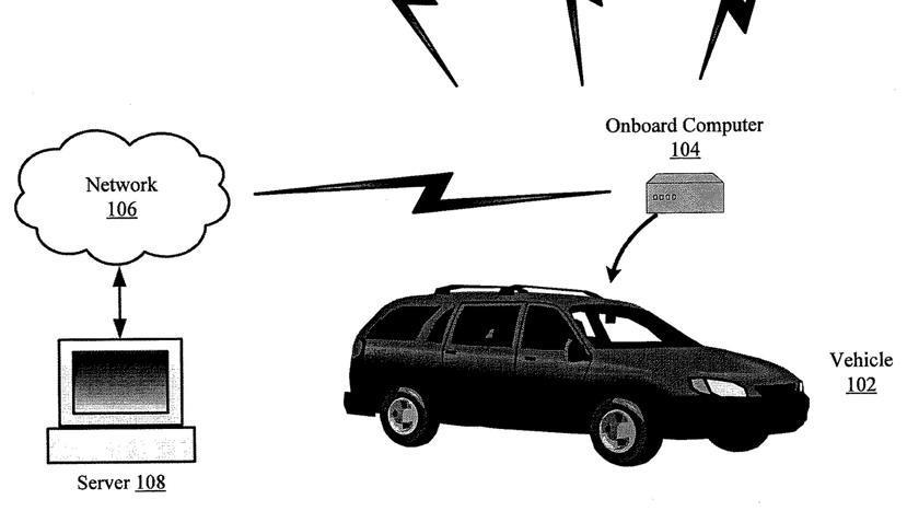 谷歌地图专利:移动设备收集信息 获取精确交通状况信息