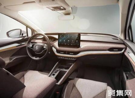 斯柯达推出动感轿跑车型———ENYAQ COUPÉiV,将于2022年初正式发布