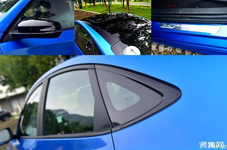 可轻狂亦可恭谨 ,试驾新一代威朗Pro GS