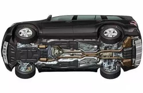 汽车保养死角,除了排气管,还有这些地方