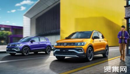 上汽大众2022款T-Cross途铠全新上市,售价11.49万-15.99万
