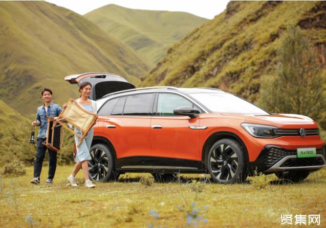 一汽-大众ID.6 CROZZ:理想的大尺寸高端智能纯电SUV之选