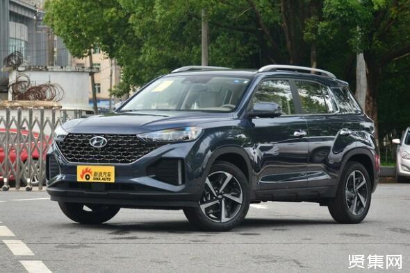 15万级合资紧凑型SUV推荐