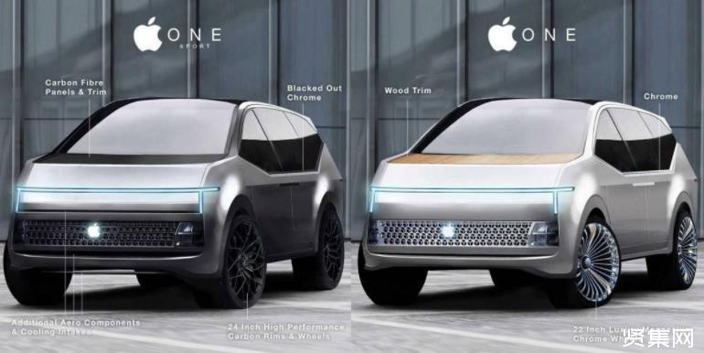 为苹果代工不够香?富士康20亿美元建电动汽车工厂