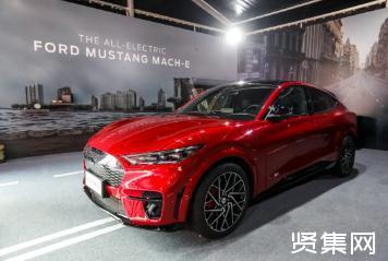 试驾福特Mustang Mach-E,直面Model Y/蔚来ES6胜算有多少?