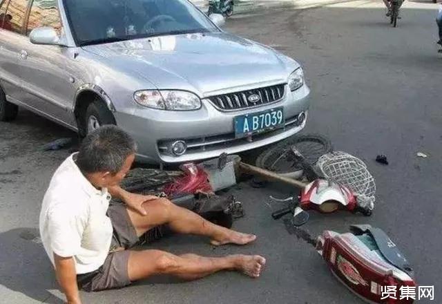 开车不慎撞死闯红灯的行人车主要负责吗?行人闯红灯被撞谁的责任