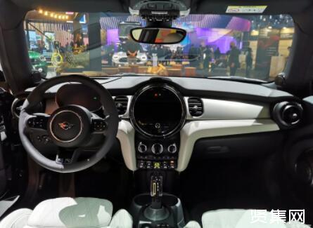 光束汽车MINI Cooper SE谍照曝光,整体造型与现款燃油MINI很相似