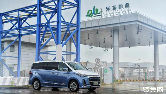 国内最先进氢燃料电池车与国外差距有多大?大通和广汽正在追赶