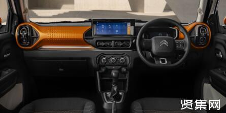 全新雪铁龙C3正式发布,整车风格完全偏向于SUV