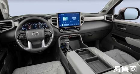 全新丰田坦途正式发布