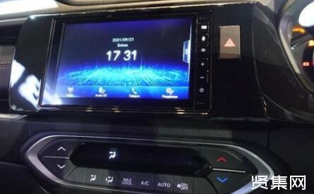 本田正式发布新一代BR-V车型,将于2022年初正式上市销售,起售价11.64万
