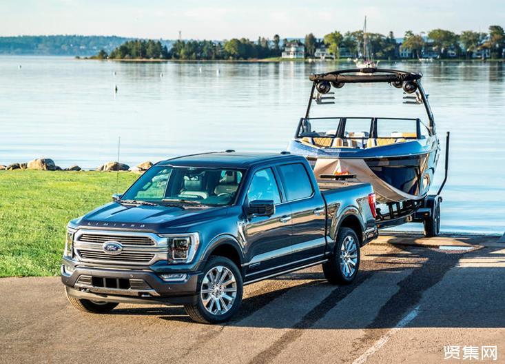 福特新专利:自动拖车挂接装置 让卡车挂接拖车更轻松