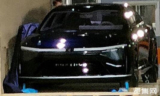 富士康首款电动汽车谍照流出 造型与Lucid Air神似