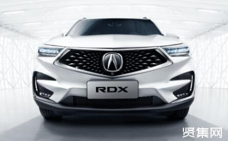 中期改款讴歌RDX正式发布,最快将于11月在海外投放市场