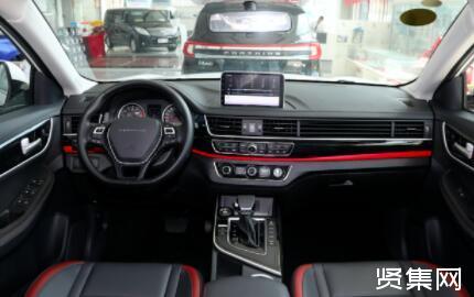 东风风行T5盛世款正式上市,共推出5款配置车型,售价6.89-9.99万元