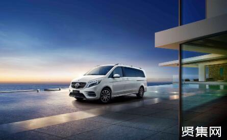 2021款梅赛德斯-奔驰V级在华上市,新增V 260 L长轴距尊贵版