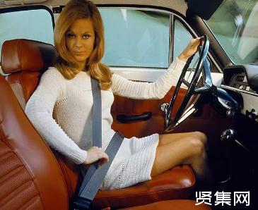 汽车安全带的发展史
