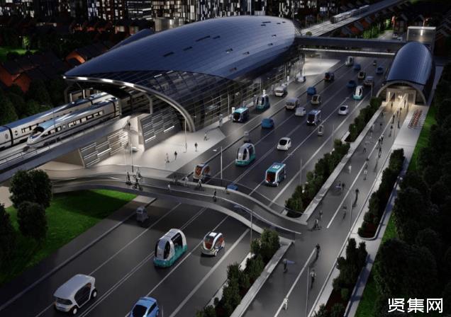 到2050年,90%的高速公路重型货车将实现自动驾驶