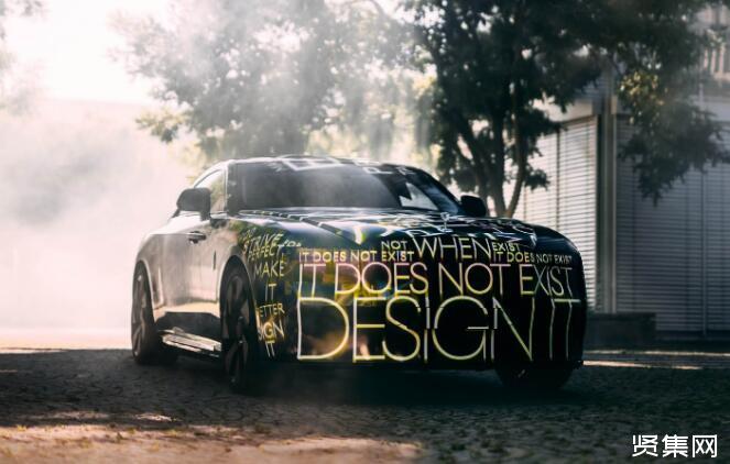 """劳斯莱斯首款纯电动车型开启路试 命名""""闪灵""""着实不懂"""