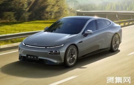 小鹏P7 480G、670G新车型正式上市,480G售价21.99万元,670G售价25.69万元