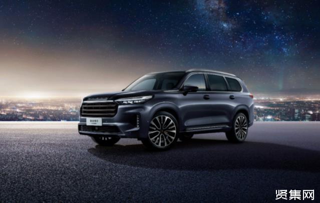 星途揽月新增400T车型上市 售19.39-23.39万元