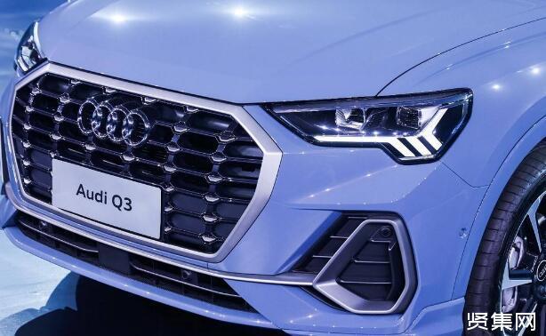 动力比奔驰GLB更强,配置变高的新款奥迪Q3更值得买了?
