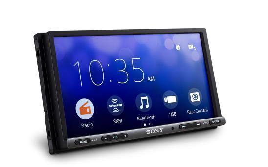索尼推出新型车载AV媒体接收器 可增强车载娱乐体验