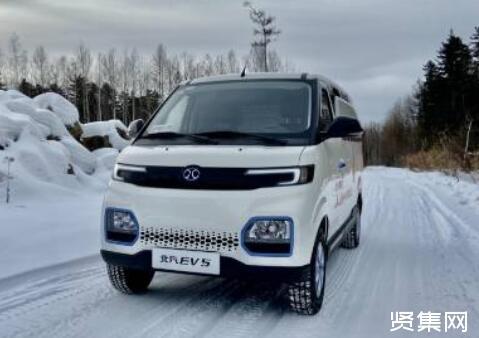 """秋至天凉 北汽EV5""""支招""""新能源物流车保养"""
