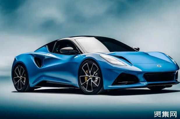 路特斯发布四款新车预告 将取代Elise成为入门级性能车