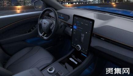 福特Mustang Mach-E GT车型正式上市,补贴后售价36.99万