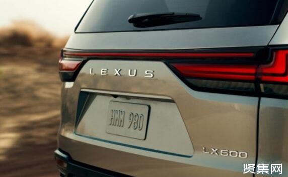 雷克萨斯全新LX即将发布 整体造型变化不大 细节升级精致