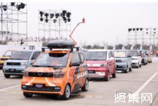 宏光MINIEV4度登顶全球销冠!连续13个月霸榜中国新能源第一