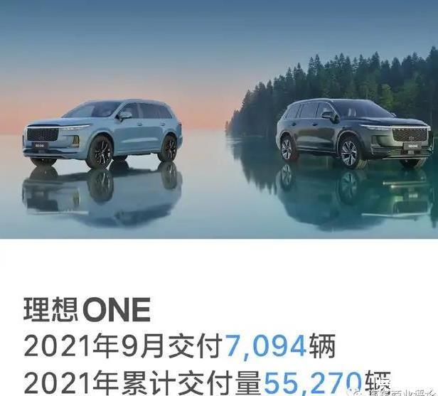 除了蔚小理,还有哪些中国车企在与特斯拉赛跑?