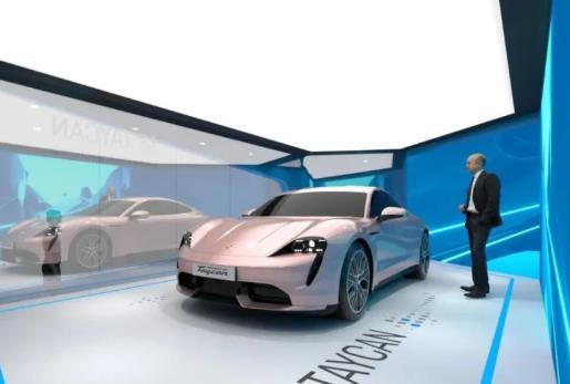 保时捷后驱版Taycan将亮相成都,演绎纯电先锋的跑车风尚