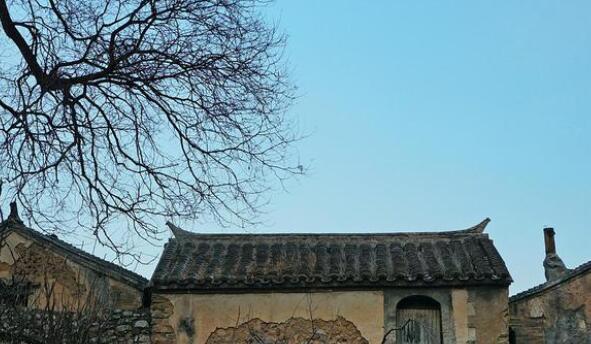 冬季北京自驾盘山路,门头沟雁翅这座小古村值得一去