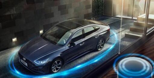 十代现代索纳塔解锁智能辅助新玩法,让开车变得更享受!